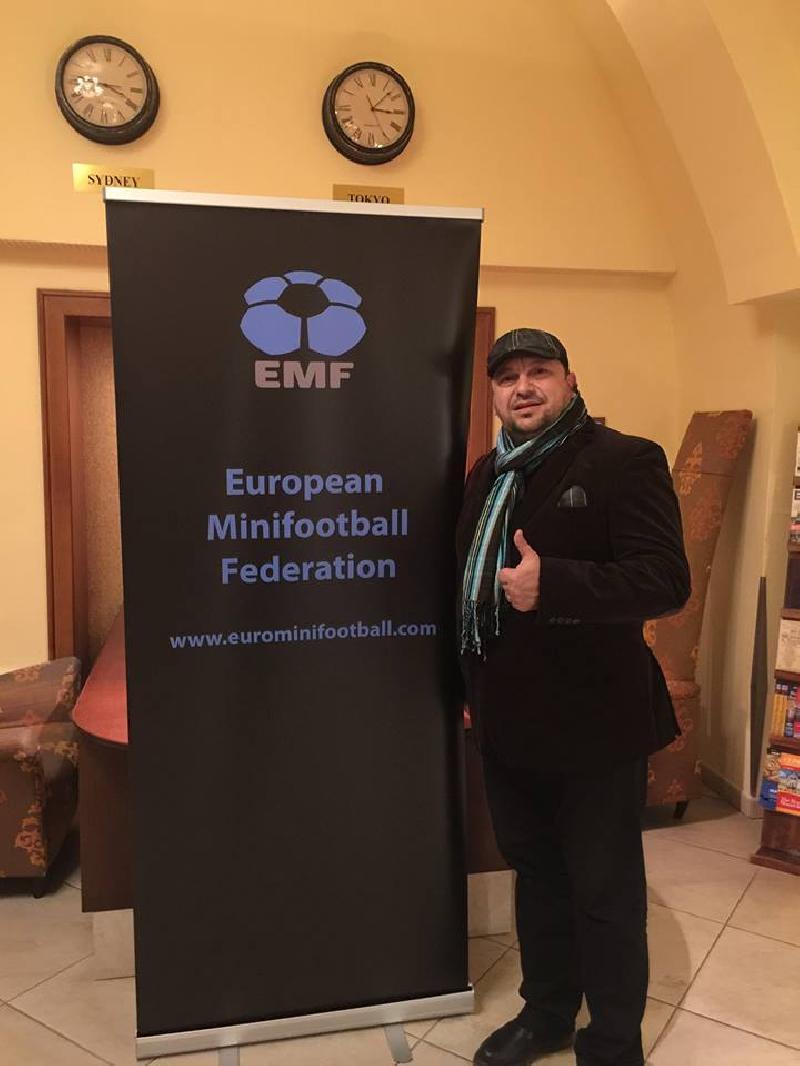 IASI:  Dan Stefan Cojocaru, ales in Comitetul Executiv al FMR