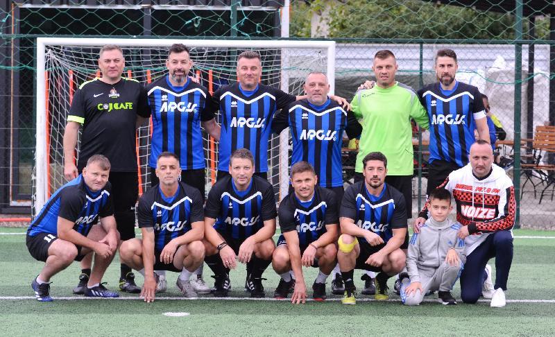 Inter Galați - campioană națională la nivel de Old Boys!