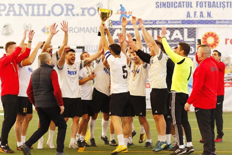 MAV Sports Timișoara a câștigat și Supercupa României!