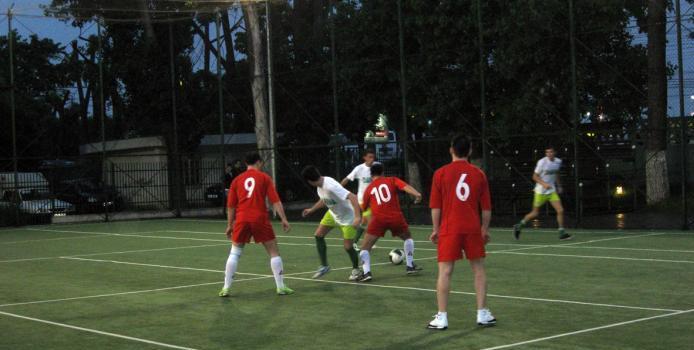 Bucuresti: Start in Cupa De Fotbal - Liga Bergenbier