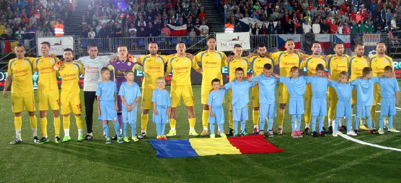 Hai băieți, un ultim efort pentru bronzul european ! Hai România !