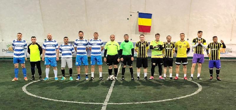 Dream Team, lider în Liga 1. IPJ Gorj, în Liga 2