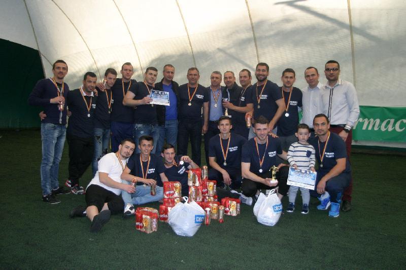 Primăria Telești a câștigat prima ediție a Campionatului Primăriilor !