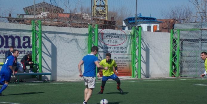 Tulcea - Liga II - 2012 - 2013 - Etapa 16