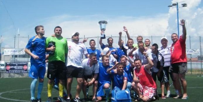 IASI: Astazi incepe CUPA MAGIC la minifotbal
