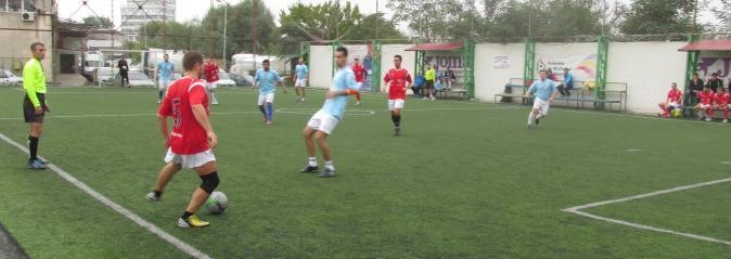Tulcea - 2014-2015 - Liga DeHondol - Etapa 3