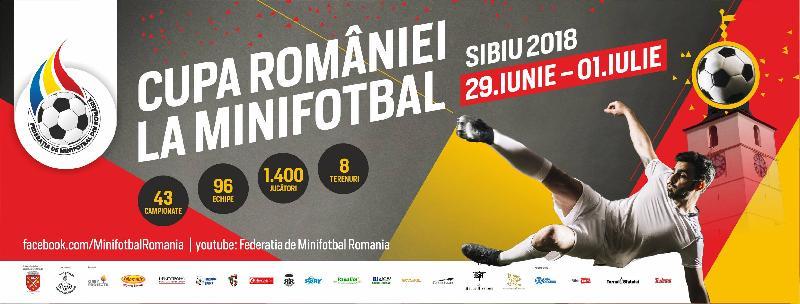 Urnele valorice pentru tragerea la sorți a Cupei României - Sibiu 2018