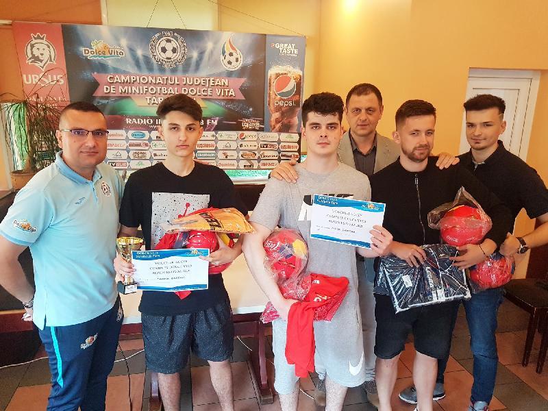 Finală între două echipe din Bălești la turneul de FIFA 20 pe PS 4