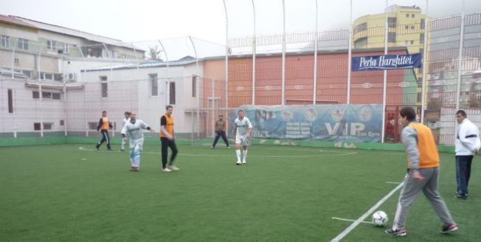 Piatra Neamt, 2.Liga: Intre locul 1 si 5 sint 3 puncte