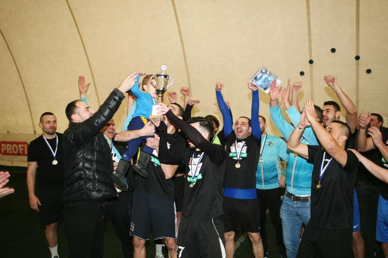 Dream Team, a treia Cupă Dolce Vita câștigată consecutiv !