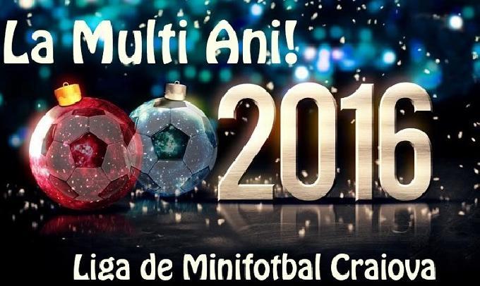 Un An Nou Fericit!