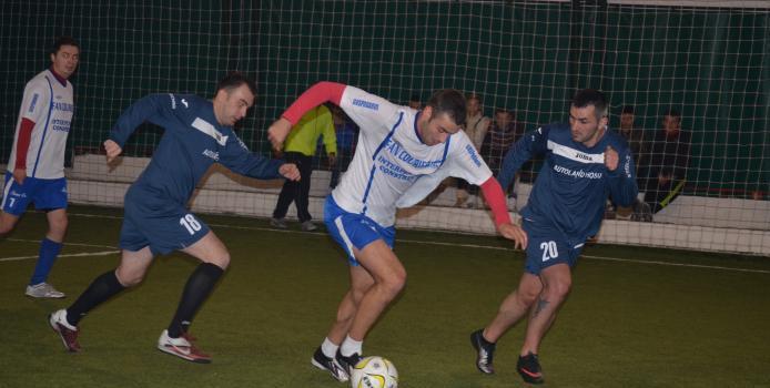 Derby de foc in Liga 1 de minifotbal Salaj