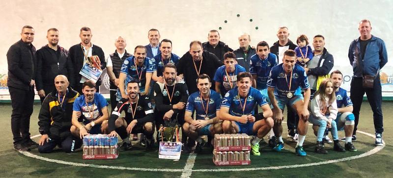 Dream Team - a cincea Cupa a Romaniei Dolce Vita la rand!