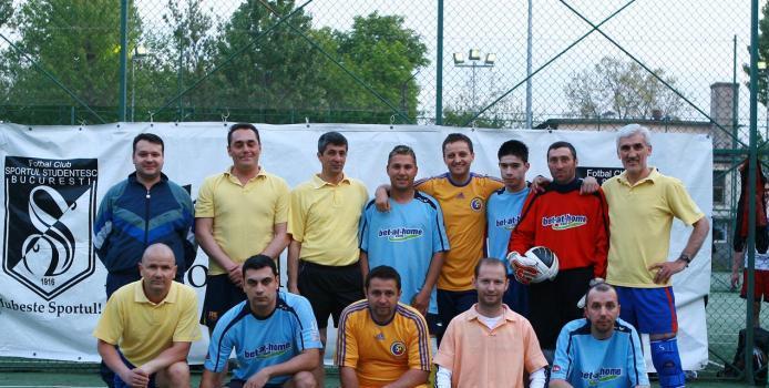 Bucuresti: Prezentarea echipelor 2010-2011