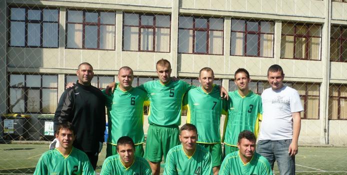 Vaslui: Prima editie a Campionatului de Minifotbal la final !