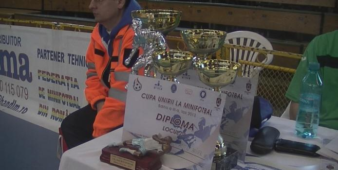 IASI: CUPA UNIRII - Design Construct Brasov, campioana editiei a 3-a