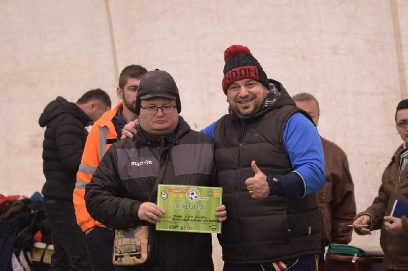 IASI: Liviu Mihai Gavril:Cupa Unirii a facut o buna propaganda minifotbalui