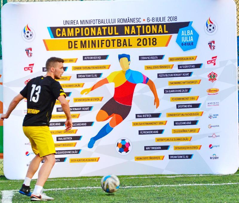Condiții privind candidatura organizării unei competiții naționale în 2019