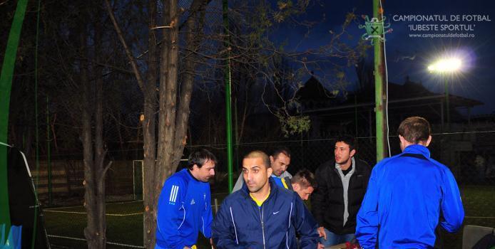 Bucuresti: ABC United a castigat campionatul!