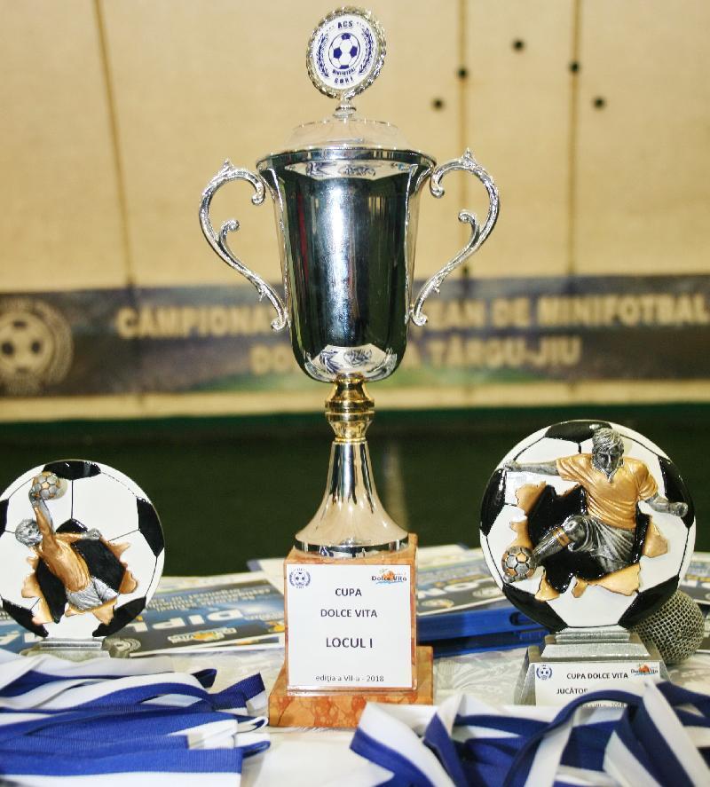Începe Cupa României Dolce Vita, ediția a opta
