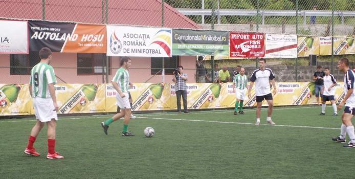 Liga I Autoland Hosu Salaj - Zidane, decisiv pentru Sportul Salajean