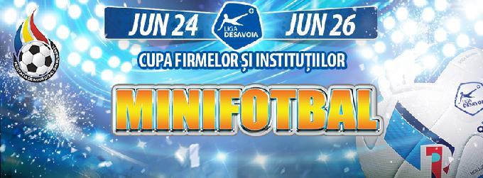 Campionatul National al Firmelor si Institutiilor