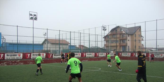 IASI: LIGA CAPITOL - Frankie Team s-a inscris in campionat