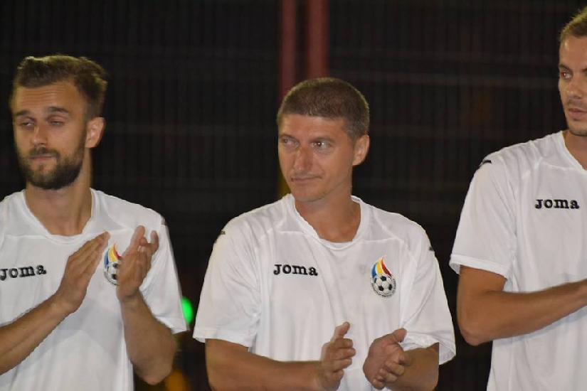 Romania si Ungaria, egale si la minifotbal