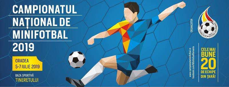 Comunicat - Informații, Campionatul Național, Oradea, 4-7 iulie