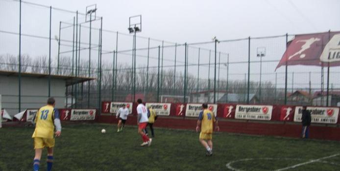DGB Magica Iasi a castigat prima editie a Manager s Cup la minifotbal