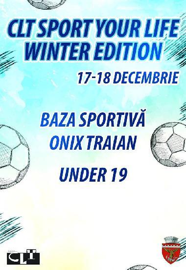 ",,Sport Your Life""- competitie U19"