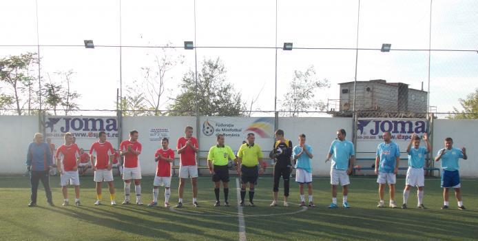 Tulcea - Liga DeHondol - 2012 - 2013 - Etapa 6