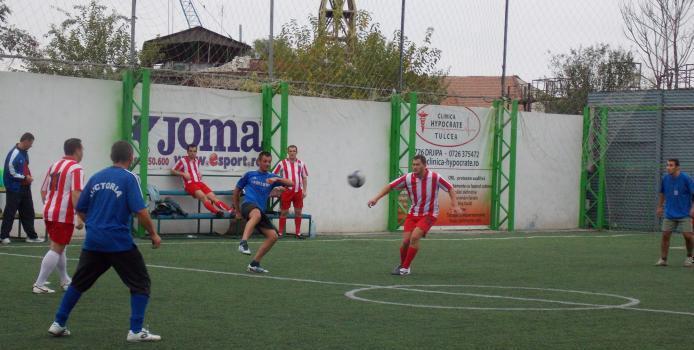Tulcea - Liga II - 2012 - 2013 - Etapa 8