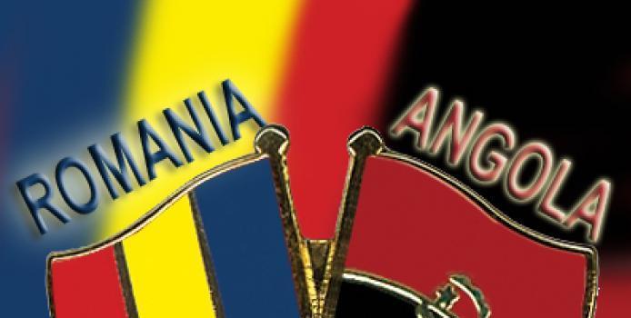 Selectionata Judetului Prahova - Echipa Angolei