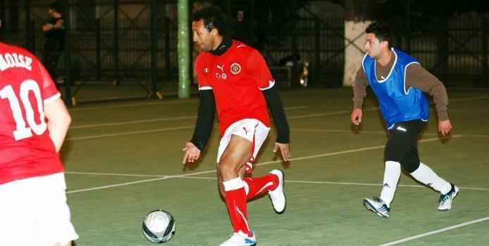 Kamara, jucatorul anului in Bucuresti