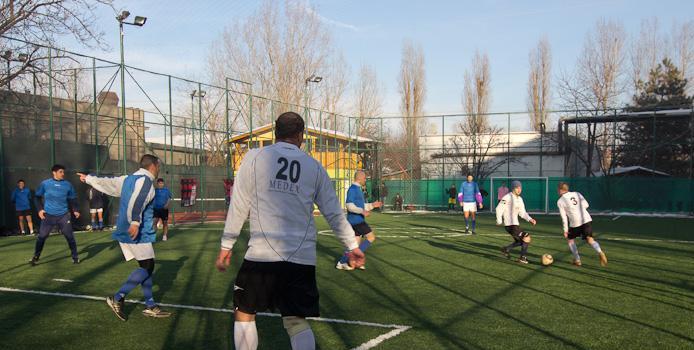 Bucuresti: Cupa Pronostic Sportiv