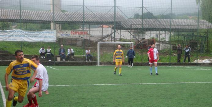 Salaj: Meciuri incinse in jocurile de baraj