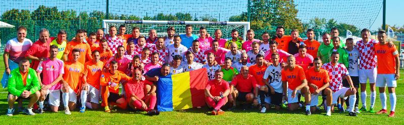 Romania a cucerit Europa la editia a treia a Ligii Campionilor