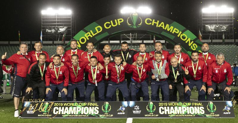 Performanță! România - locul 3 la Campionatul Mondial din Australia