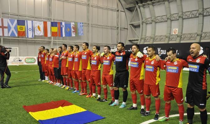 CM de minifotbal: Romania, asteptata cu bratele deschise la Wichita