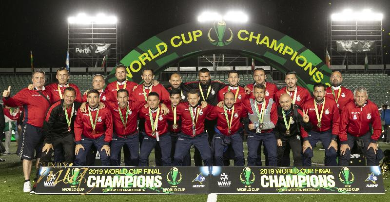 România - locul 3 la Campionatul Mondial din Australia