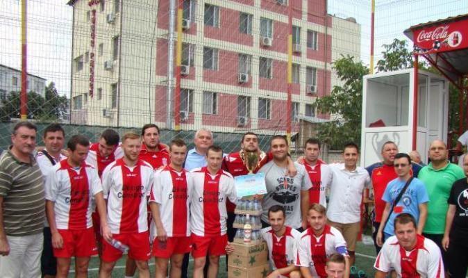 IASI: CUPA UNIRII, cel mai mare turneu de minifotbal din tara. Componenta grupelor