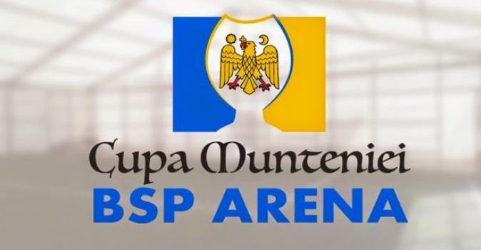 Bucuresti: Cupa Munteniei BSP Arena debuteaza pe 17 ianuarie