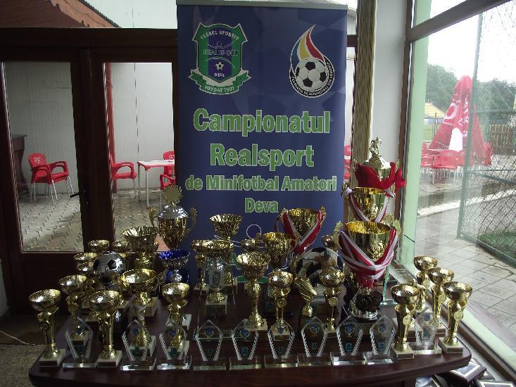 Se trage cortina peste ediţia 2015-2016 a campionatului municipal de minifo