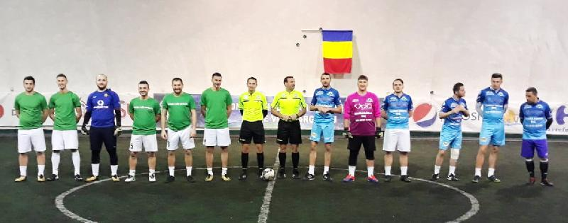 Dream Team învinge clar pe Real în derby-ul etapei 14