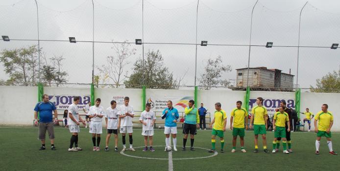 Tulcea - Liga DeHondol - 2012 - 2013 - Etapa 8