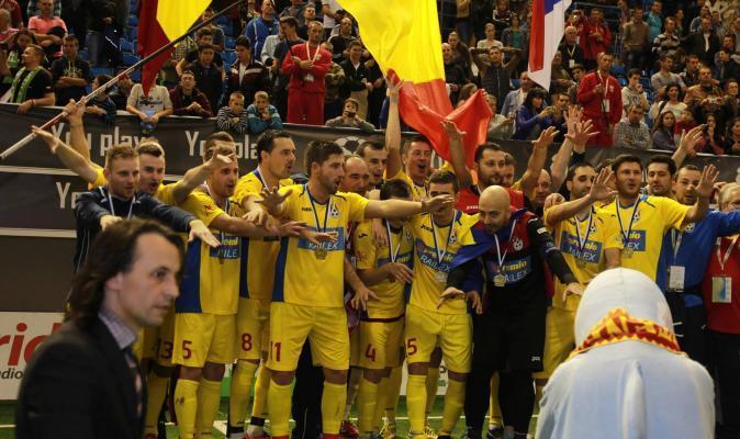 FMR: Lotul nationalei Romaniei pentru Cupa Mondiala de minifotbal