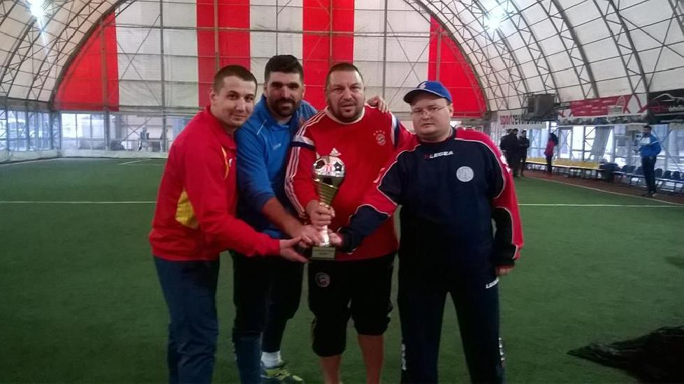 IASI: Selectionata regionala Nord-Est, campioana la Bucuresti