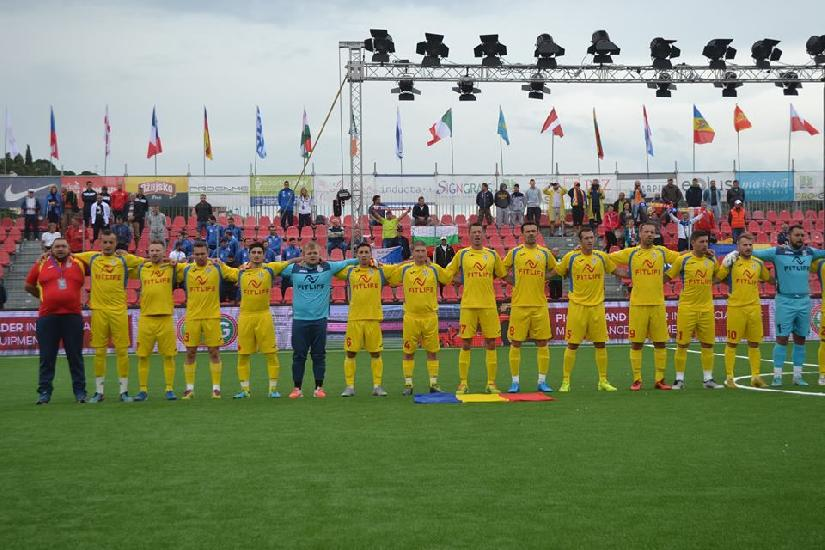 Nationala Romaniei se califica in sferturile de finala ale miniEURO 2015!