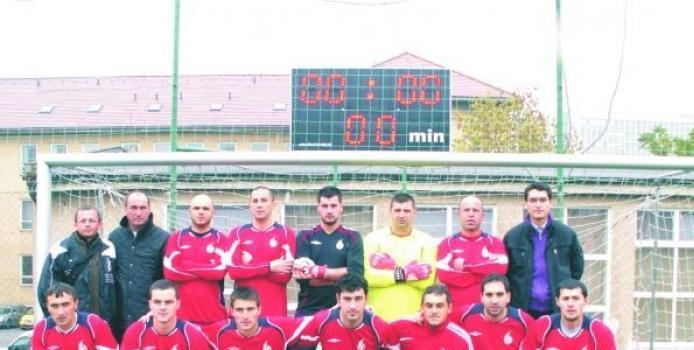 IASI: Nationala Romaniei de minifotbal, in pregatire la Iasi